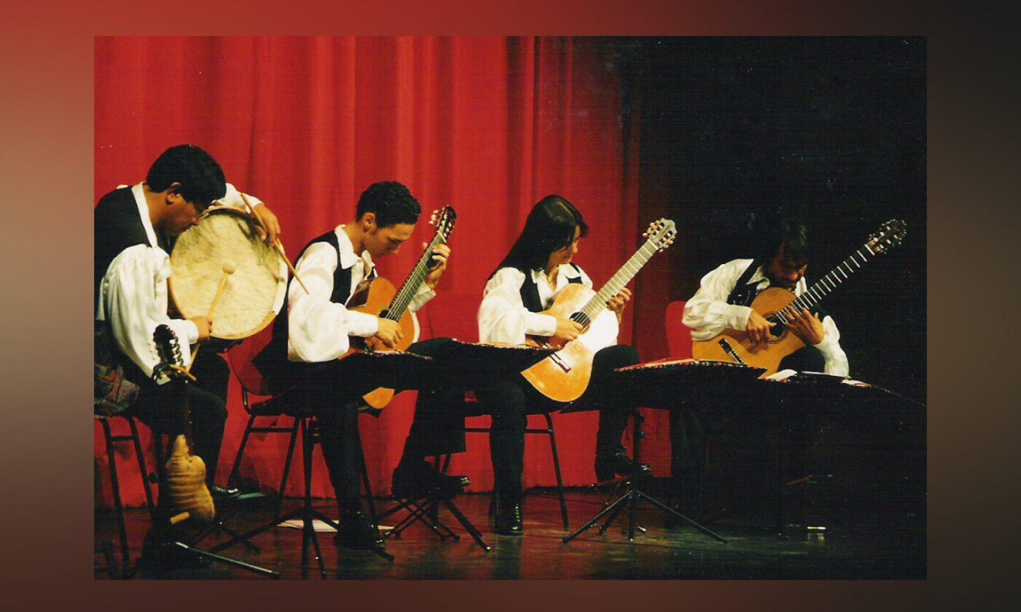 Quatuor Barrios Mangore
